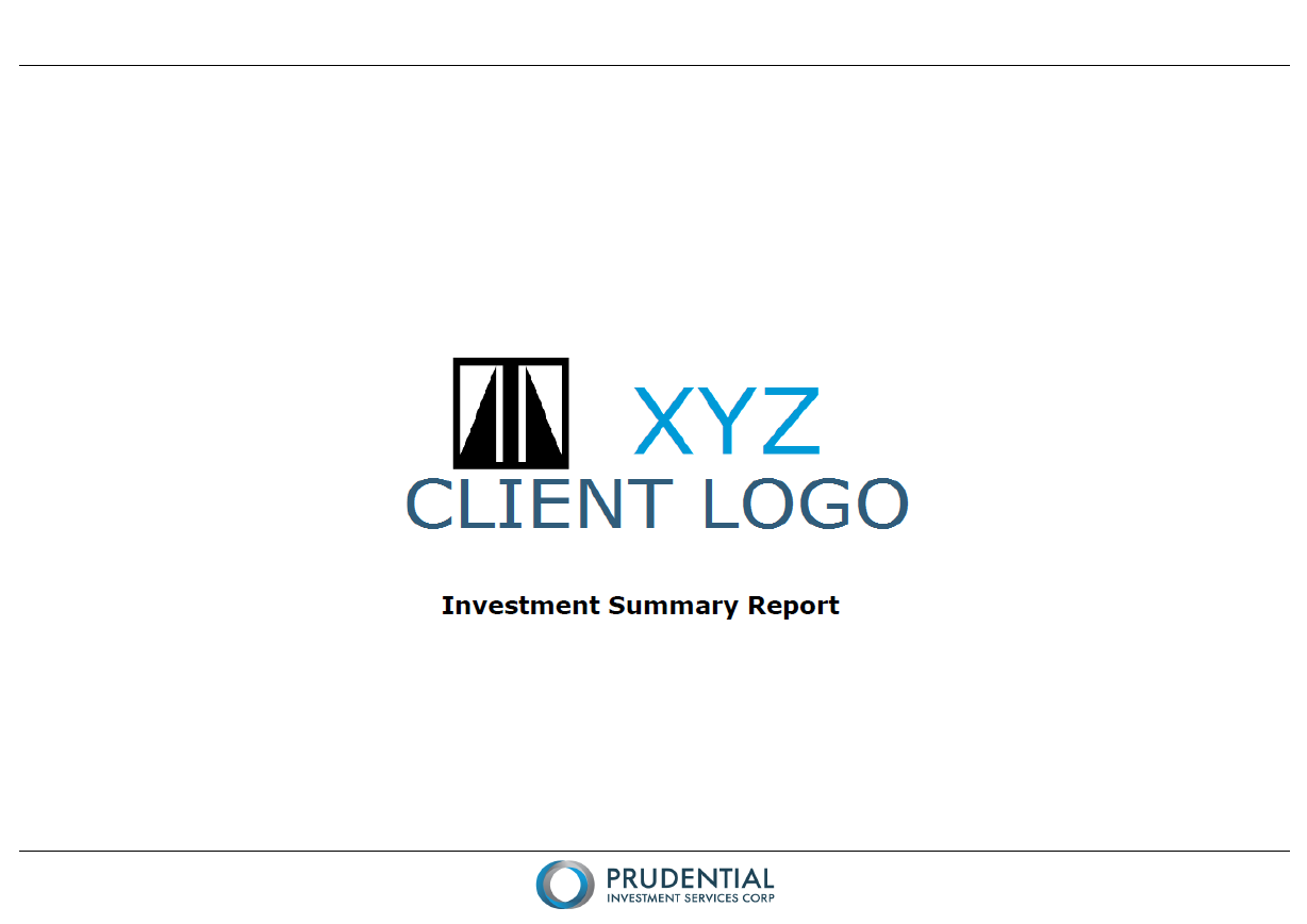 Portfolio Monitoring and Reporting | Prudential